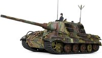 """German Sd.Kfz.186 Panzerjager Tiger Ausf. B Heavy Tank """"Jagdtiger"""" in 1:32 scale by Forces of Valor"""
