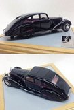 1934 Rolls Royce Phantom II Continental Park Ward Streamline Saloon - sn86SK  Resin Model Car in 1:43 Scale by Ilario