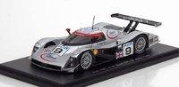1999 Audi R8C #9 Team Audi Sport UK Ltd. in 1:43 Scale