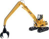 Cat® 345B Material Handler in 1:50 scale by Diecast Masters