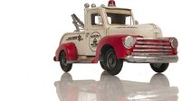 Metal Handmade Classic Chevrolet Tow Truck by Old Modern Handicrafts