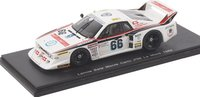 Lancia Beta Monte Carlo, No.66, Le Mans 1982 in 1:43 Scale Model by Spark