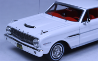 1963 Ford Falcon Sprint in White by Goldvarg Collection