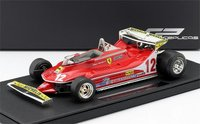 Ferrari 312 T4 Monaco 1979 in 1:18 Scale by GP Replicas