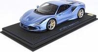 Ferrari F8 Tributo Azzurro California Limited 24 Pieces in 1:18 scale by BBR