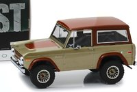 1970 Ford Bronco by Greenlight in 1:18 Scale