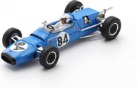 Matra MS5 #84 Coupe de Paris F3 Monthlery 1967 Jean-Claude Guenard in 1:43 scale by Spark