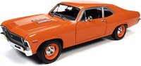 1970 Chevrolet Nova SS 396 in 1:18 Scale by Auto World