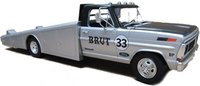 1970 Ford F-350 Ramp Truck - BRUT - Allan Moffat Diecast Model by Acme in 1:18 Scale