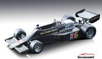 Lotus 77 #6 1976 Monaco GP  Gunnar Nilsson in 1:18 Scale by Tecnomodel