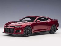 2017 Chevrolet Camaro ZL1 Diecast and Composite Scale Model in 1:18 Scale by AUTOart