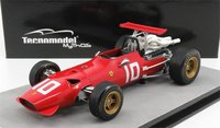 1968 Ferrari 312 F1 Dutch Grand Prix Jacky Ickx in 1:18 Scale by Tecnomodel
