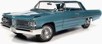 1962  Pontiac Royal Bobcat Catalina hardtop in 1:18 scale by AutoWorld