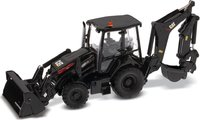 Cat® 420F2 IT Backhoe Loader 30th Anniversary edition in 1:50 scale by Diecast Masters