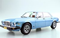 1982 Jaguar XJ6 in Blue in 1:18 Scale by LS Collectibles
