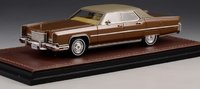 1973 Lincoln Continental Town Car Ginger Moondust Irid in 1:43 scale by GLM