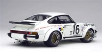 Porsche 934 Vasek Polak Racing 1976 Trans-Am Champion Model in 1:12 Scale by Minichamps