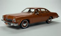 1974 Buick Century 4 Door Nutmeg Poly in 1:43 Scale by Goldvarg