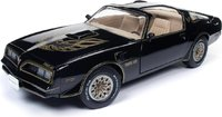 1977 Pontiac Firebird Trans Am in 1:18 Scale by Auto World