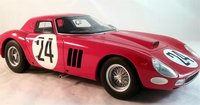 1964 Ferrari GTO #24 at LeMans in 1:18 scale by CMR