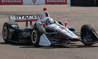 Josef Newgarden, 2019 IndyCar Champion Team Penske, Hitachi Diecast Model in 1:18 Scale by Greenlight