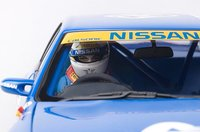 1990 Nissan Skyline GT-R  (R32) Group A Calsonic  #12 Special Edition Diecast Model Car in 1:18 Scale by AUTOart