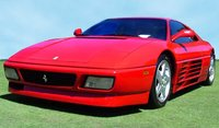 1993 Ferrari 348 GTB in 1:18 Scale by GT Spirit