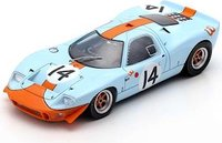 Mirage M1 #14 Piper/Thompson Le Mans 1967 in 1:43 scale by Spark