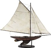 Yacht Ironsides Model Sailboat by Authentic Models