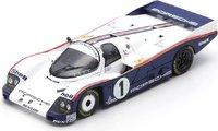 Porsche 962C No.1 24H Le Mans 1985  in 1:43 by Spark
