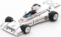 LOTUS 74 NO.1 I. G. B. GP F2 1973 EM3 ERSON FITTIPALDI in 1:43 scale by Spark