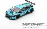 Lamborghini Huracán GT3 No.11  Konrad Motorsport 24H Nürburgring 2017 in 1:43 Scale by Spark