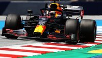 Aston Martin Red Bull Racing RB16 No.33  Red Bull Racing 3rd Styrian GP 2020 Max Verstappen in 1:18 scale by Spark