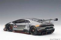 2015 Lamborghini Huracan Super Trofeo in 1:18 Scale by AUTOart