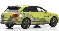 2018 Bentley Bentayga Pikes Peak Hill Climb SUV Record R. Millen in 1:43 Scale by Spark