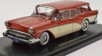 1957 Buick Century Caballero Estate Resin Model Car in 1:43 Scale by Neo