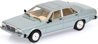 MASERATI QUATTROPORTE III ROYALE - 1989 - GREEN METALLIC  Resin Model Car in 1:43 Scale by Minichamps
