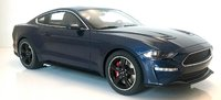 2019 Ford Mustang Bullitt LTD ED of 150 Pieces Dealer Exclusive in 1:18 Scale by GT Spirit