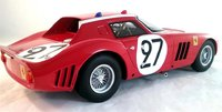 1964 Ferrari GTO #27 at LeMans in 1:18 scale by CMR