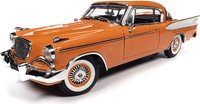 1957 Studebaker Gold Hawk in 1:18 scale by Auto World