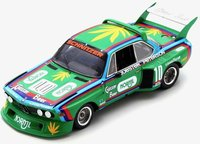 BMW 3.5 CSL #10 Peterson/Quester 5th pl 6hr Watkins Glen 1976 in 1:43 scale by Spark