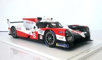 TOYOTA TS050 NO.8 TOYOTA GAZOO RACING WINNER 24H LE MANS 2020 in 1:18 scale by Spark