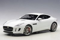 2015 Jaguar F-Type R Coupe in Polaris Model Car in 1:18 Scale by AUTOart