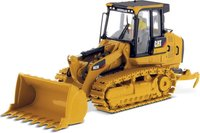 Cat® 963K Track Loader in 1:50 scale by Diecast Masters
