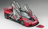 1996 McLaren F1 GTR #61 in 1:18 Scale by True Scale Miniatures