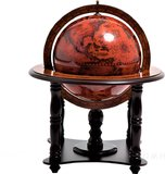 Globe 8 3/4 inches by Old Modern Handicrafts