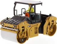 Cat® CB-13 Tandem Vibratory Roller with ROPS in 1:50 scale by Diecast Masters