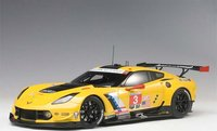 Corvette C7.R Lime Rock 2016 #3 in 1:18 Scale by AUTOart