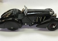 1934 Mercedes-Benz SSK Black Prince in 1:18 Scale by CMC