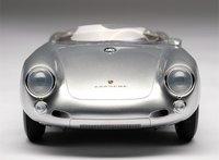 Porsche 550 Spyder in 1:18 Scale by Amalgam
